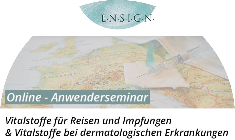 ensign - LIVE ONLINE ANWENDERSEMINAR